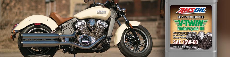 AMSOIL MOTORCYCLE