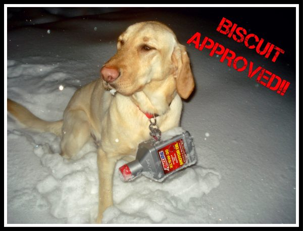 OILMILE IS BISCUIT APPROVED!
