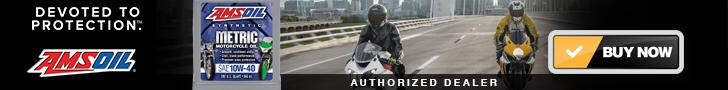 AMSOIL BIKE MOTORCYCLE