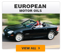 European Synthetic Motor Oil